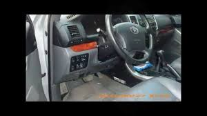 lexus lpg cars for sale land cruiser prado v6 4 0 2005 lpg otogaz montaji youtube