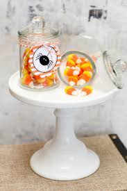 Halloween Candy Jars by 21 Halloween Party Favor Ideas The Tomkat Studio Blog