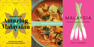 malaysian cookbooks from malay chinese and indian points of view