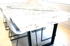 round marble kitchen table white marble table and chairs lesdonheures com