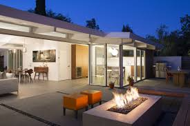 Eichler Homes by Classic Mid Century And Modern Homes Open Their Doors In Silicon