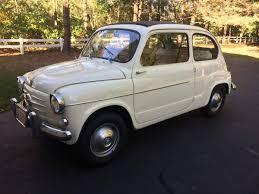 fiat multipla 600 espresso machines 1956 1967 fiat 600 hemmings motor news