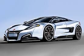 honda supercar concept new honda nsx confirmed autocar