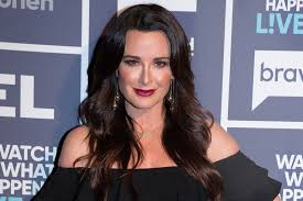 kyle richards needs to cut her hair kyle richards kathy hilton kim richards in 1989 see pic the
