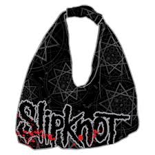 Slipknot Flag Slipknot Star Hobo Bag