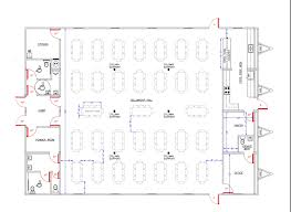 purpose of floor plan building solutions for church and multipurpose space