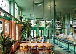 Home Elements Design Studio San Francisco by Quirky Chic Amsterdam Restaurant Brings Elements Of Rainforest