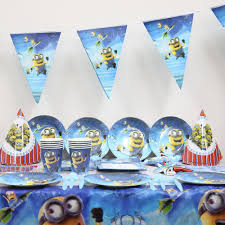 Despicable Me Decorations Birthday Decorations On Sale Image Inspiration Of Cake And