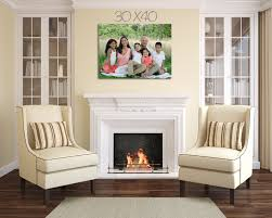 art over fireplace my waffle mirror or print over the mantel the