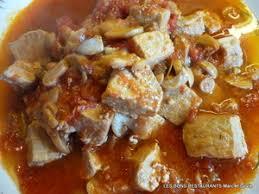 cuisiner sauté de porc sauté de porc à la tomate recette iterroir