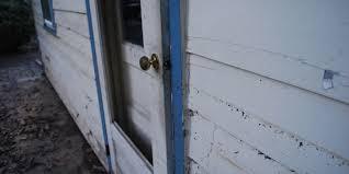 how to fix wood paneling how to repair a screen door easy screen repair best screen