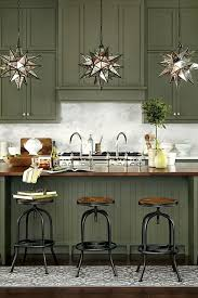 best green kitchen cabinet paint colors olive green centsational style green kitchen designs