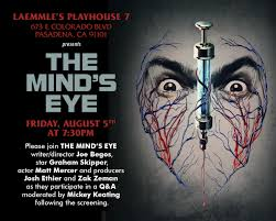 win free tickets to halloween horror nights contest win tickets u0026 signed poster for the mind u0027s eye opening