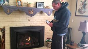 enviro e44 gas fireplace insert product review youtube