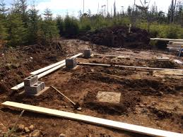 building a tent platform how to build a rock solid low cost off grid cabin foundation