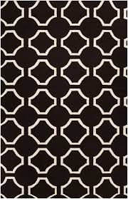 Black And Cream Rug 13 Best Black And White Rugs Images On Pinterest Area Rugs