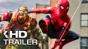 spider man homecoming trailer 2017