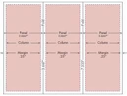 z fold brochure template indesign 4 panel brochure template indesign 9 x 4 z fold 3 panel brochure