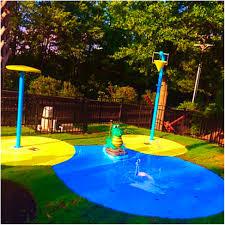 diy backyard splash pad cost do it your self