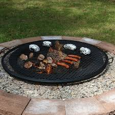 Grill For Fire Pit by Sunnydaze Decor Cooking Fire Pit Grill U0026 Reviews Wayfair