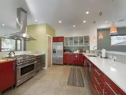 modern kitchen unit using white granite countertops for modern kitchen designoursign