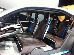 at the detroit auto show oft overlooked interiors make a colorful