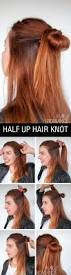 best 25 hair knot ideas on pinterest hair knot tutorial braids