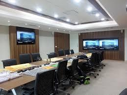 corporate av integration boardroom video conferencing meeting