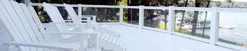 lumberock composite decking decking materials