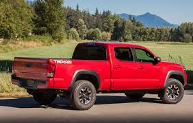toyota tacoma 2016 models the all 2016 toyota tacoma rebuilt inside and out