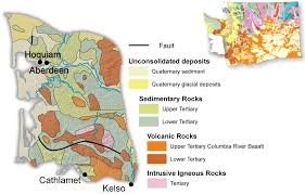 Richland Washington Map by Willapa Hills Wa Dnr