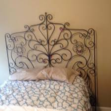 King Size Headboard Ikea Amazing Metal Headboards Ikea 21 On Wooden Headboard With Metal