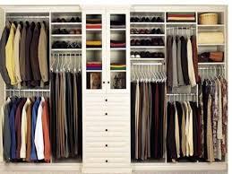 closet walk in decor organization for closets lovely ideas small
