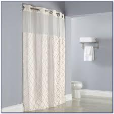 Hookless Shower Curtains Hookless Shower Curtain Trend Liner