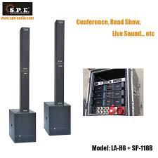 empty 15 inch speaker cabinets 12 inch 3 way e voice empty wood line array speaker cabinet buy
