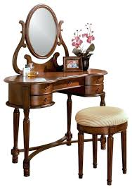 Oak Makeup Vanity Table Oak Bedroom Vanity Image Of Styled Bedroom Vanity Sets