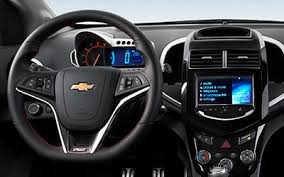 Chevrolet Sonic Interior 2016 Sonic In Wilson Nc Chevy Dealer Hubert Vester Chevrolet