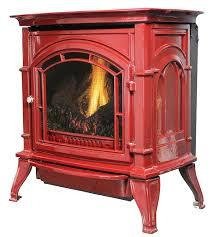 amazon com ashley agc500vfrlp vent free red enameled porcelain