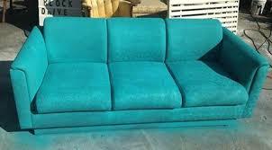 i spray painted a sofa hometalk
