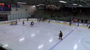 framingham state rams hockey 11 10 2016 youtube