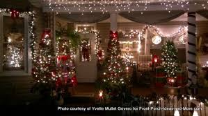 decorating front porch with christmas lights outdoor christmas light decorating ideas to brighten the season