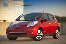 nissan leaf japanese to english nissan leaf sets annual u s electric vehicle sales record u2013 again