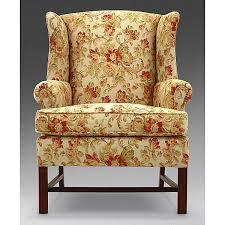 Sears Accent Chairs Country Living Barlet Chippendale Accent Wing Chair From Sears