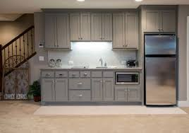 From A Basement On A Hill 45 Basement Kitchenette Ideas To Help You Entertain In Style