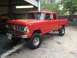 1976 Ford F250 High Boy - low budget high value ford f 250 front three quarter after photo 1