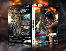tomb raider a survivor is born wallpapers tomb raider a survivor is born hd custom cover by djblackpearl