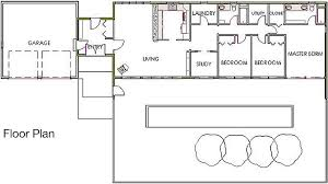 Sips Floor Plans Streamline House Plan Efficient Linear Modern Plan With A