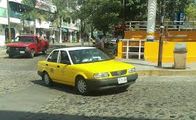 Nissan Tsuru Taxi Loads Of These Nissan Tsuru About In Mex Flickr