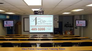 training rooms u0026 classrooms the audio visual company honolulu