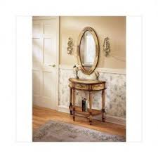 hallway table and mirror sets console tables mirrored foter table and mirror thesoundlapse com